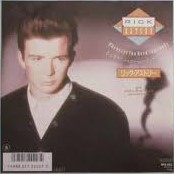 RICK ASTLEY - Whenever You Need Somebody - 45T (EP 4 titres)