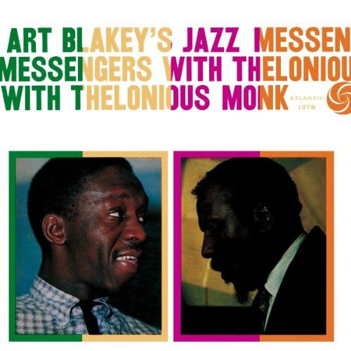 ART BLAKEY & THE JAZZ MESSENGERS - with Thelonious Monk - 33T