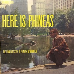 PHINEAS NEWBORN JR. - Here Is Phineas - 33T