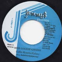 COLLIN ROACHE / GALAXY - Miss Goodie Goodie - 45T (EP 4 titres)