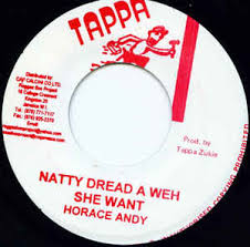 TAPPA ZUKIE & HORACE ANDY - Weh She Want - 45T (EP 4 titres)
