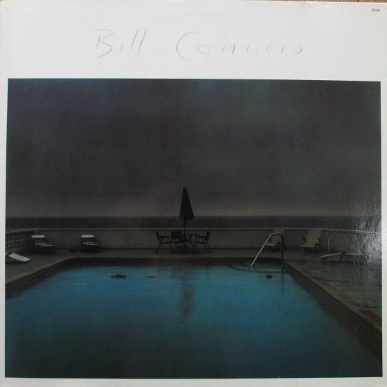 BILL CONNORS - Swimming With a Hole In My Body - LP