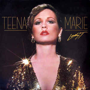 TEENA MARIE - Lady T - 45T (EP 4 titres)