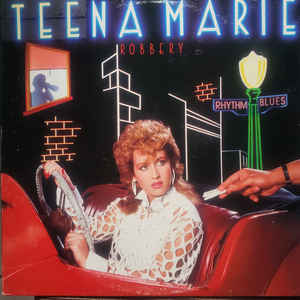 TEENA MARIE - Robbery - 45T (EP 4 titres)